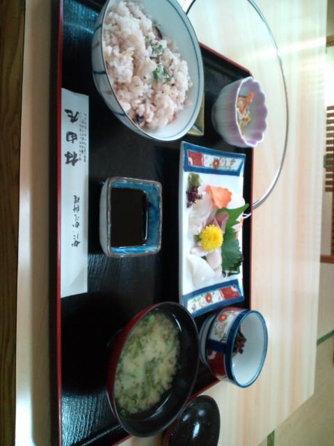 今日の昼飯。